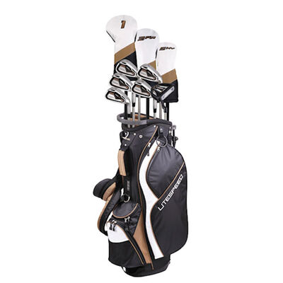 Tour Max Men's Litespeed Right Hand Package Set
