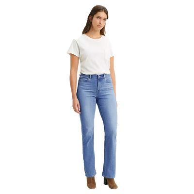 Levi's Women's Long Bottom Bootcut Jean