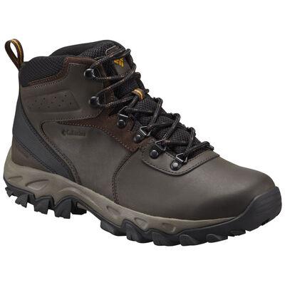 Men's Newton Ridge Plus II Waterproof Hiking Shoes, , large