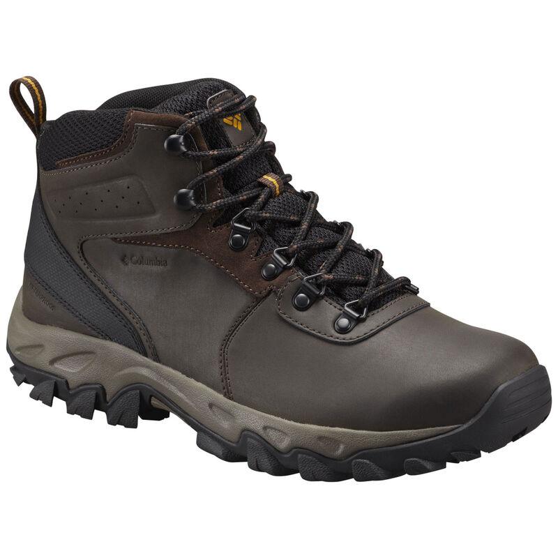 Men's Newton Ridge Plus II Waterproof Hiking Shoes, , large image number 1