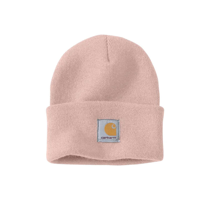Men's Knit Cuffed Beanie North Woods, Pastel Pink,Theatrical, large image number 0
