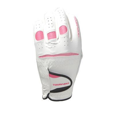 Tour Max Ladies Tourmax White Left Hand Golf Gloves