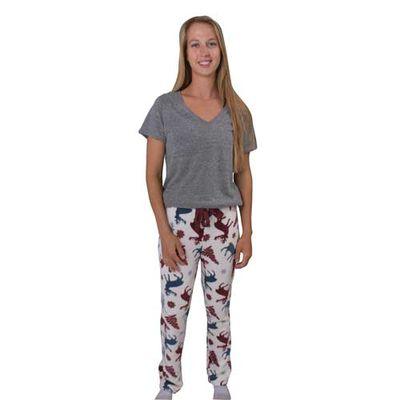 Canyon Creek Women's Outdoor Pattern Lounge Pants