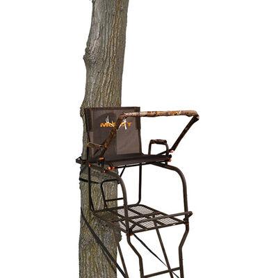"""Muddy 18'6"""" Droptine HD 1.5 Man Ladder Treestand"""