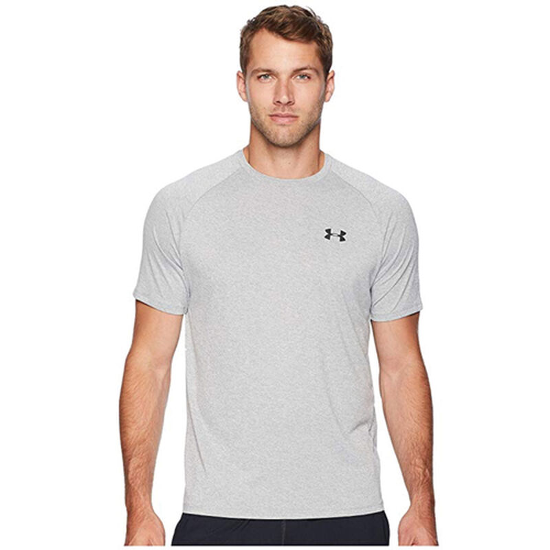 Men's Short Sleeve Tech 2.0 Tee, Heather Gray, large image number 1