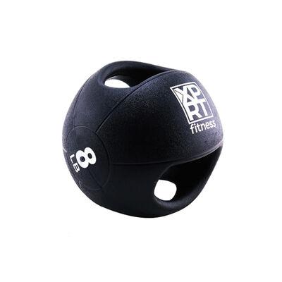 Dual Grip Fitness Medicine Ball, , large