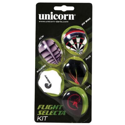 Unicorn Dart Flight Assortment - 5 Sets