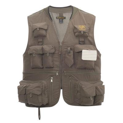 Slumber Jack Leader 27 Pocket Mesh Back Fishing Vest