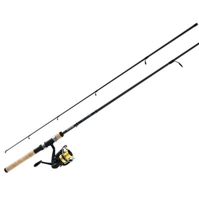 Daiwa D-Shock Spinning Rod and Reel Combo