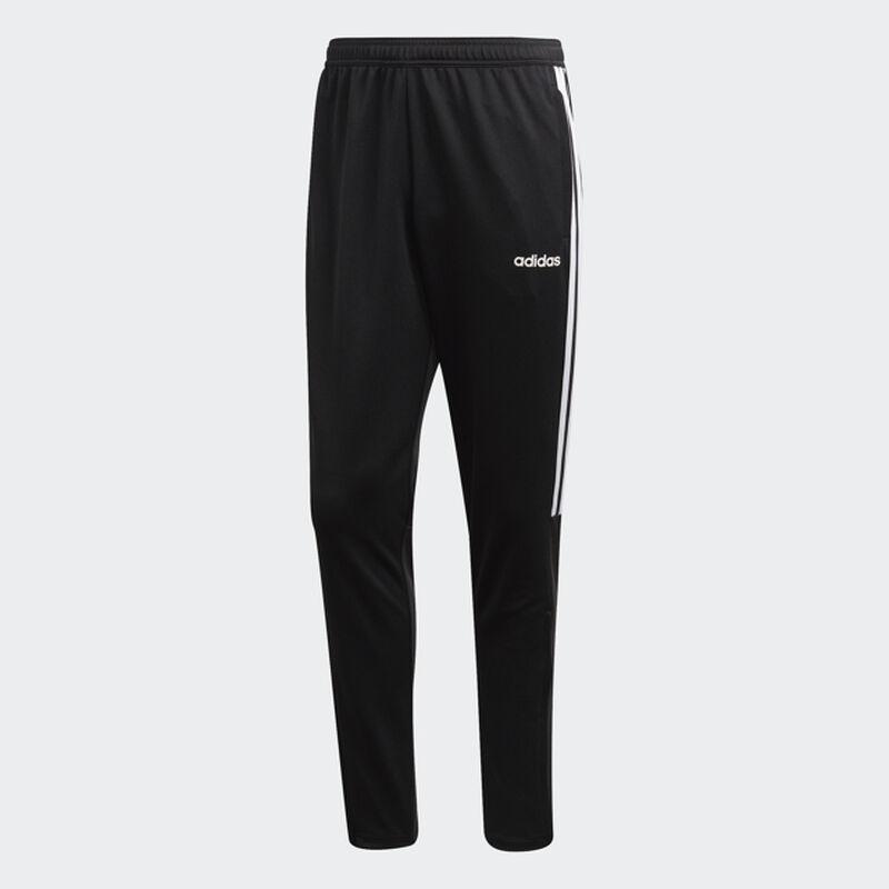 Men's Sereno 19 Training Pants, Black/White, large image number 1