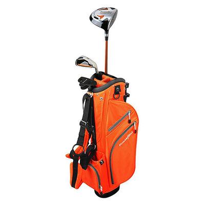 Powerbilt Golf Boys' TPS Right Hand Golf Set Ages 3-5