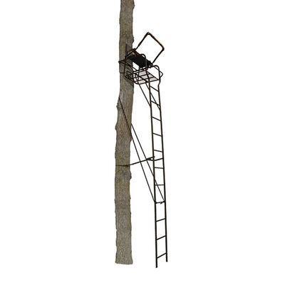"18'6"" Droptine HD 1.5 Man Ladder Treestand, , large"