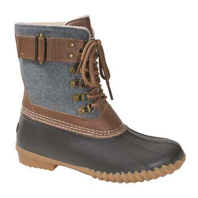Jbu Women's Calgary Duck Boots