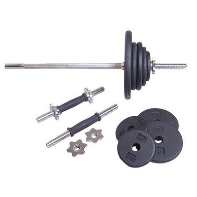 Cap 160lb. Standard Weight Set