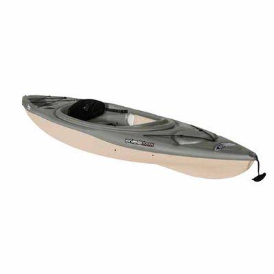Pelican Rise 100X Sit-In Angler Kayak