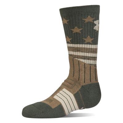 Men's Unrivaled Crew Socks, , large