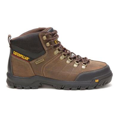 Cat Threshold Waterproof Steel Toe Work Boots