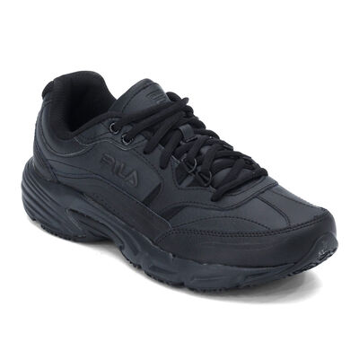 Men's Memory Workshift Slip Resistant Work Shoes, , large