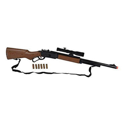 Maxx Action Toy Repeater Rifle with Scope