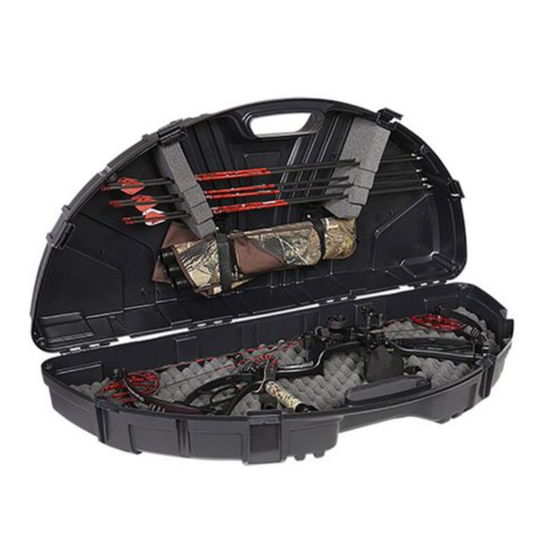 SE Series Heavy Duty Bow Case Black, , large image number 0