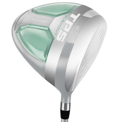 Powerbilt Golf Women's TPS Blackout Right Hand Driver