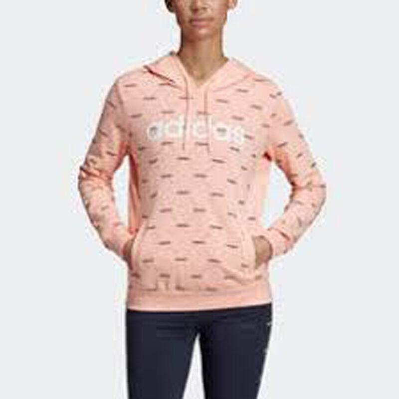 Women's Core Favorites Hoodie, Pastel Pink,Theatrical, large image number 1