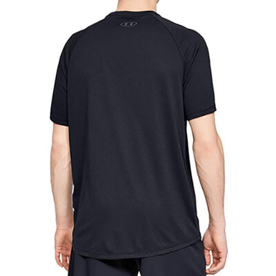 Men's Tech 2.0 Short Sleeve Tee, Black, large