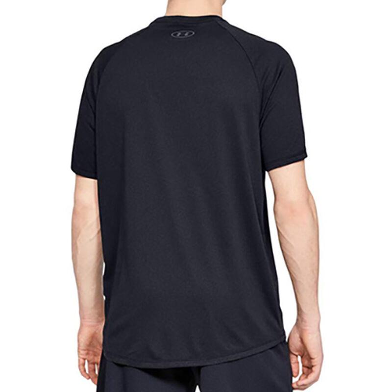 Men's Tech 2.0 Short Sleeve Tee, Black, large image number 1