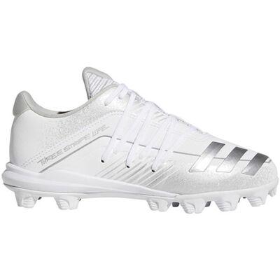 adidas Youth Afterburner 6 Molded Baseball Cleat