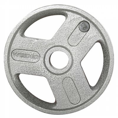 """Weider 25LB 2"""" Olympic Plate"""