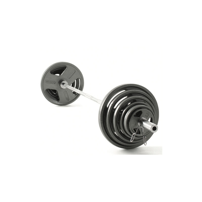 300 lb. Olympic Grip Weight Set, , large image number 0