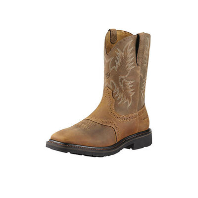 Ariat Men's Sierra Wide Square Steel Toe Work Boots
