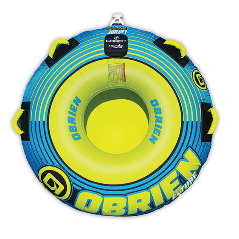 """56"""" Le Tube 1-Person Towable Tube, , large image number 0"""