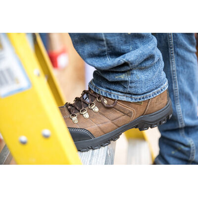 Threshold Waterproof Steel Toe Work Boots, , large