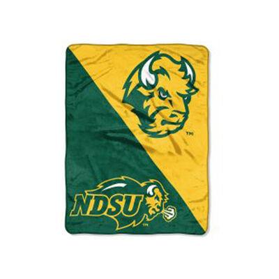 Northwest Co North Dakota State Micro Raschel Throw Blanket
