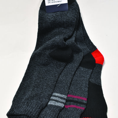 Canyon Creek Men's 4 Pack All Season Crew Socks