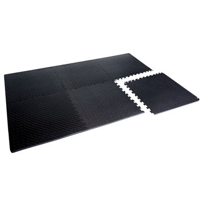 Cap Barbell 6 Piece Anti-Microbial Puzzle Mats