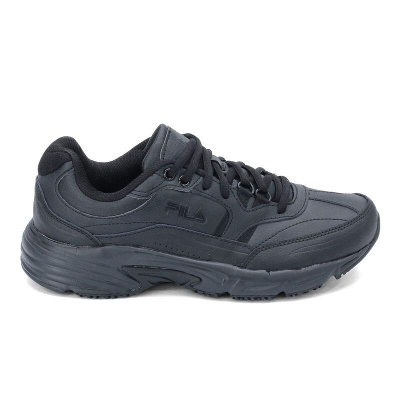 Men's Memory Workshift Slip Resistant Work Shoes, , large image number 0