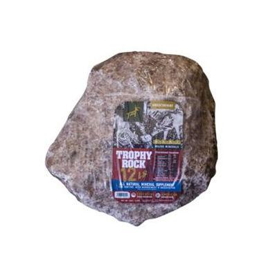 Trophy Rock All-Natural Mineral Lick, 12 lb.