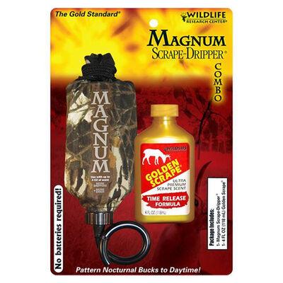 Wildlife Reasearch Magnum Scrape-Dripper Combo