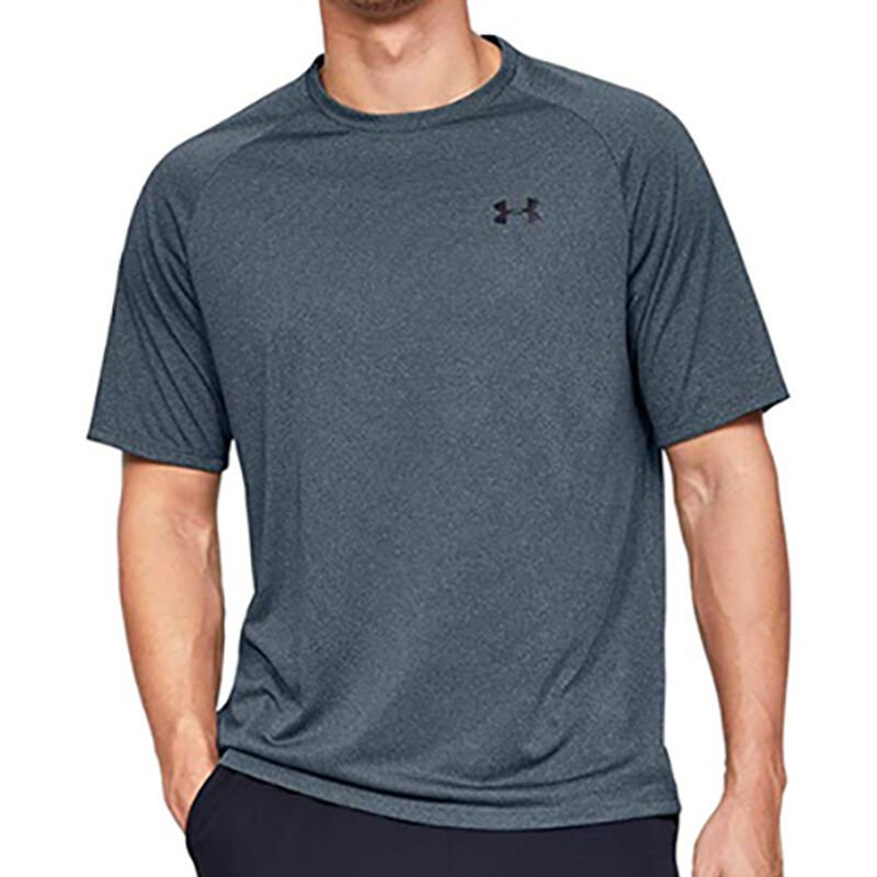 Men's Tech 2.0 Short Sleeve Tee, Gray, large image number 0