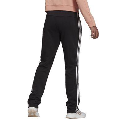 Women's Essentials Comfort Fleece 3-Stripes Pants, , large