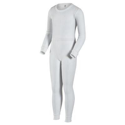 Girls' Traditional Thermal Shirt and Pant Set