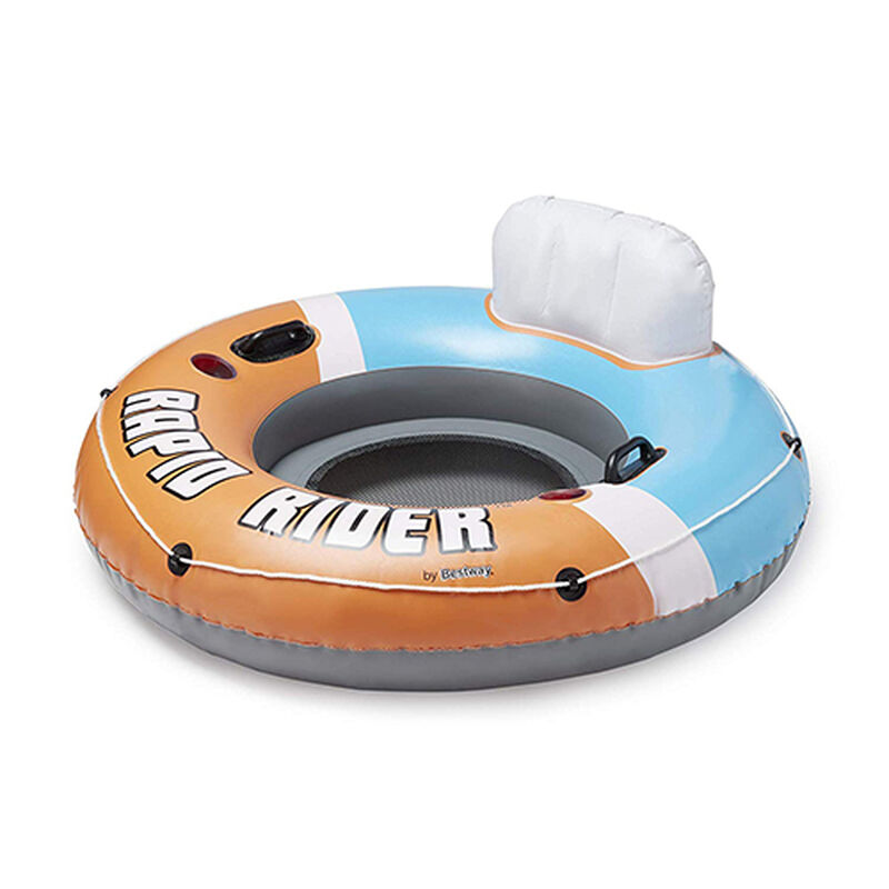 """53"""" Rapid River 1 Person River Tube, , large image number 0"""