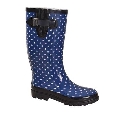 Canyon Creek Women's Polka Dot Rainboots