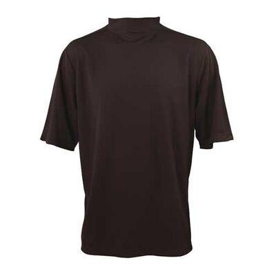Tour Max Men's Mock Turtleneck Short Sleeve Golf Shirt