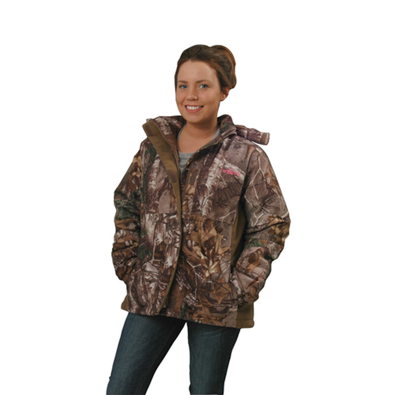 Womens Insulated Jacket, , large image number 1