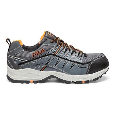 Fila Men's Memory At Peake Work Shoes