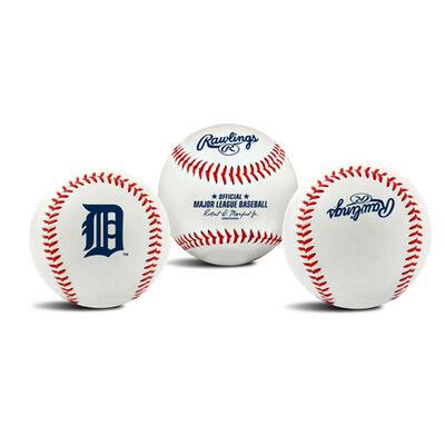 Rawlings Detroit Tigers MLB Logo Ball