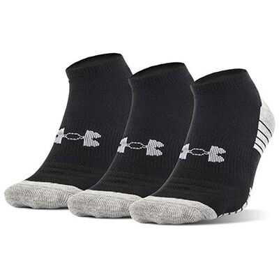 Under Armour Men's Heatgear Tech No Show Socks